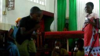 Street Theater in Dar Es Salaam, Tanzania (1)