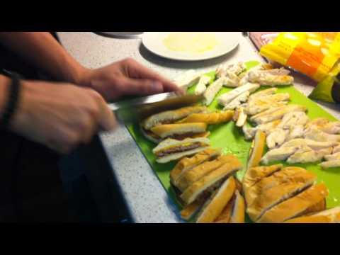 Danish Viking Kitchen - Big Fail Meal