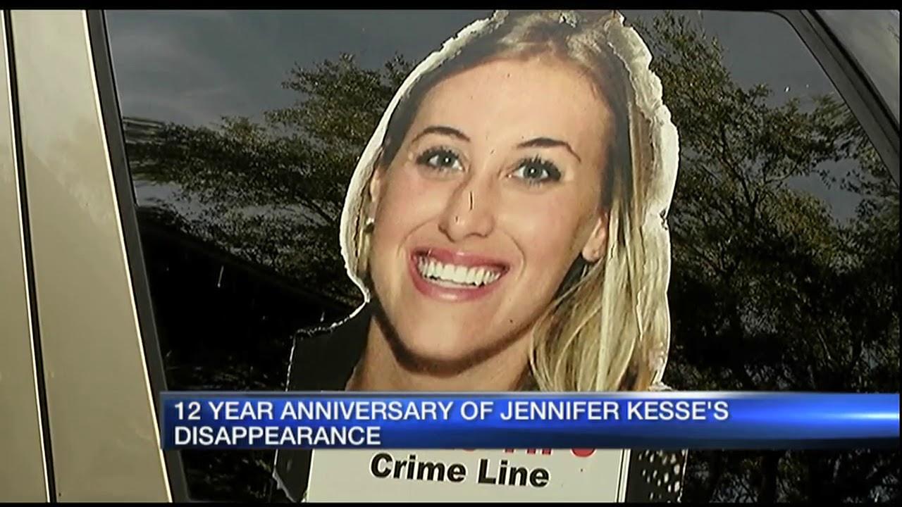 12 year anniversary of Jennifer Kesse's disappearance by ABC7 Sarasota