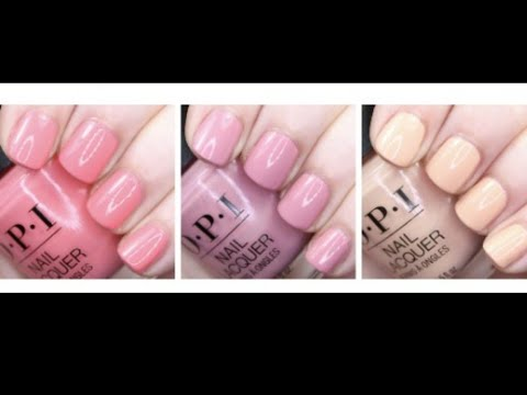 OPI Peru Collection Sally Beauty Exclusives