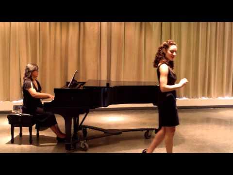 Jaime Lee Maraviglia - Italian Arias - Soprano