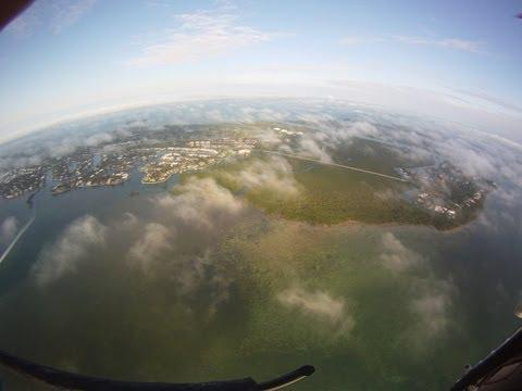 Aerial Tour of Ocean Reef Club in Key Largo, Florida