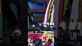 PIO PIO - Manny Manuel expulsado borracho de su concierto en el Carnaval