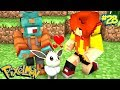 SHINY EEVEE HUNTING!!! | Pixelmon Journey #28 w/ Dollastic Plays!