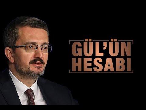 Burhanettin Duran    Abdullah Gül'ün hesabı