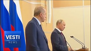 Demilitarization the Only Solution! Erdogan and Putin Hold Talks to De-Escalate Situation in Idlib
