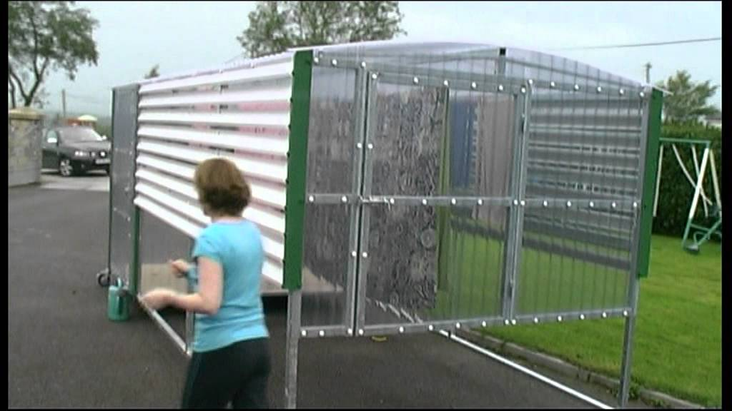 clothes line greenhouse youtube. Black Bedroom Furniture Sets. Home Design Ideas
