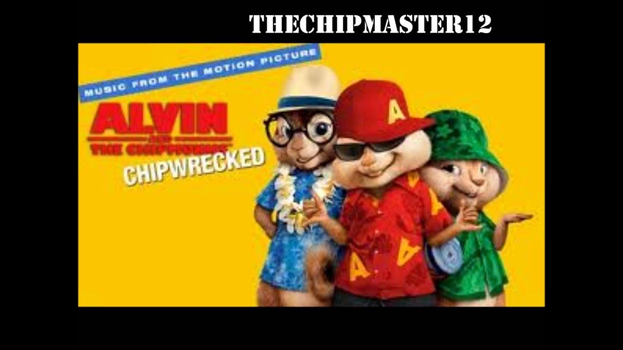 Chipmunks party rock anthem video