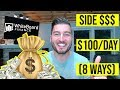 8 Ways To Make Money On The Side (2019)