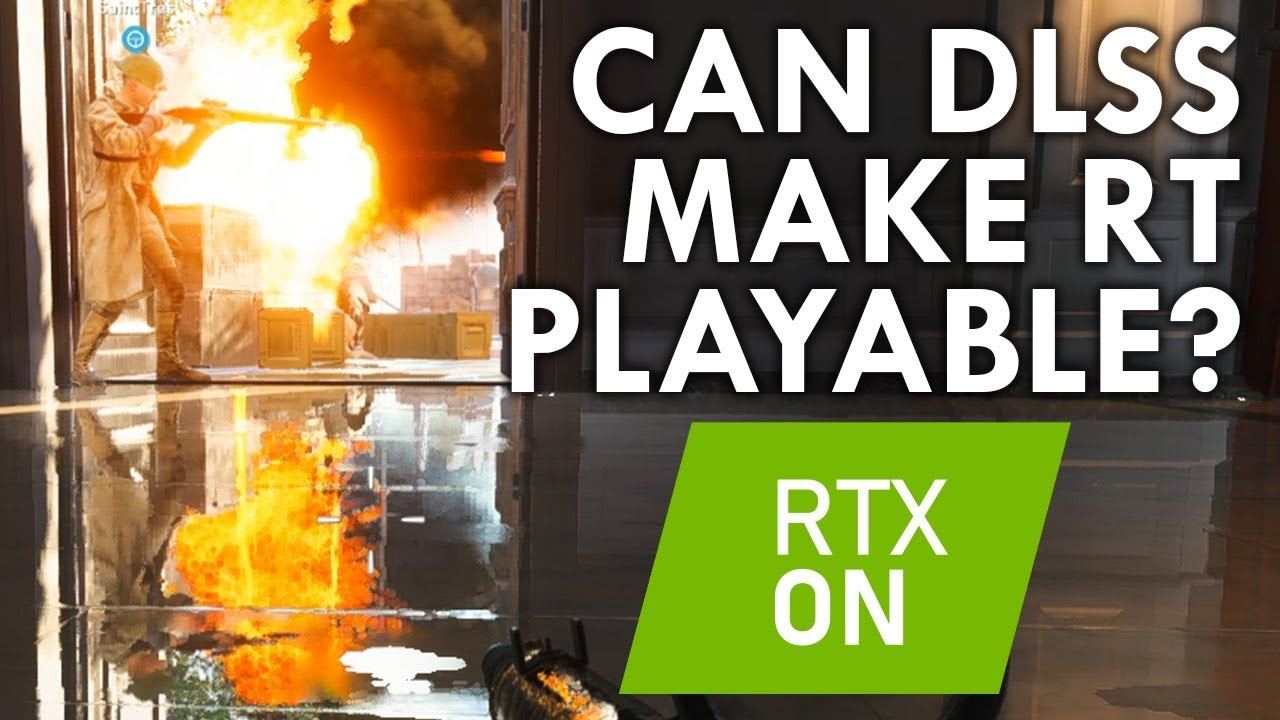 Ray Tracing & DLSS on RTX 2080: Battlefield V Performance & Quality