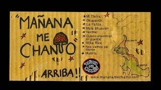 mañana me chanto disco arriba full album!!!