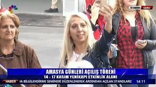 14/11/2019 AMASYA TANITIM GÜNLERİ AÇILIŞ TÖRENİ 1.GÜN - YENİKAPI / İSTANBUL
