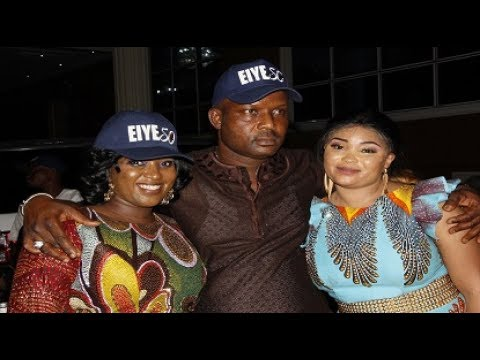 EIYE@50: WIFE, FRIENDS HOST SURPRISE BIRTHDAY PARTY FOR SUNDAY ADEYEMO