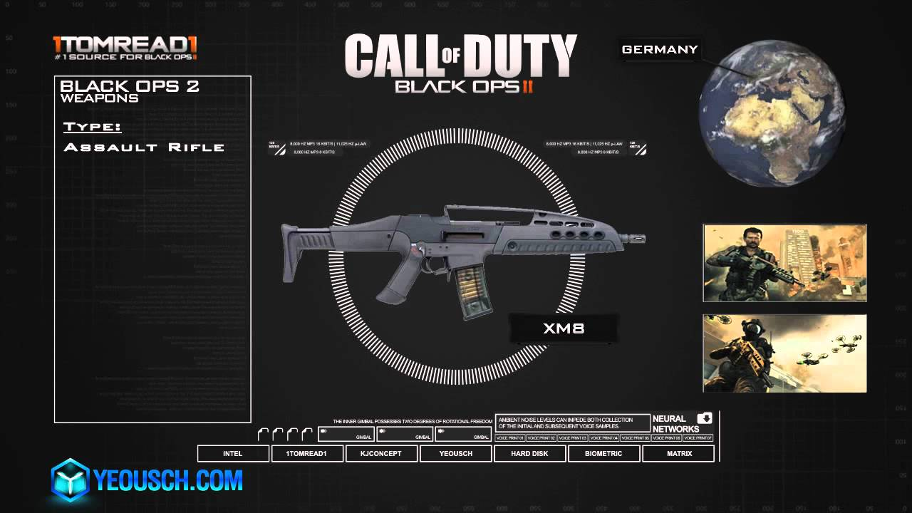 Black Ops 2 Guns Call Of Duty Black Ops 2 Weapon Analysis W