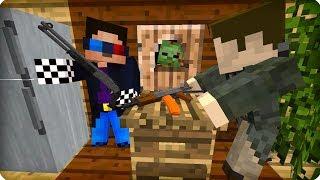 Влипли по полной! [ЧАСТЬ 8] Зомби апокалипсис в майнкрафт! - (Minecraft - Сериал)