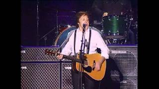 Paul McCartney - I'm Looking Through You (Argentina DVD 2010)