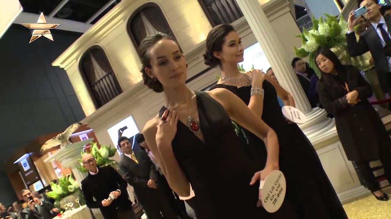 Hong Kong International Jewellery Show 2015 Highlights Events