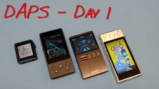 Z Review - [1/3] DAPS :: Shangling - BassPlay - Xduoo - FiiO