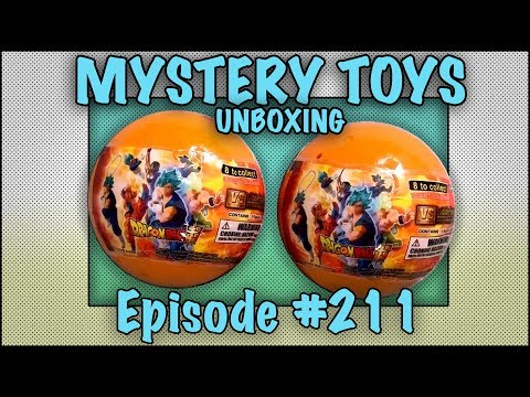 Playlist Mystery Toys Unboxing Episodes!