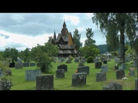 Norway by car: stave-church in Heddal (part 12/13)