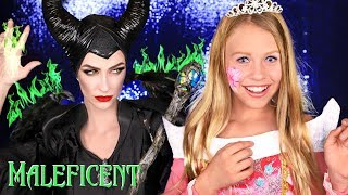 Maleficent 2 Mistress of Evil Makeup and Costumes