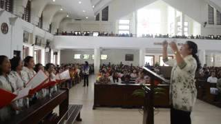 Lagu Persembahan - Persembahanku (sarah wahyuprekis) by Lingkungan St. Anna Balaraja