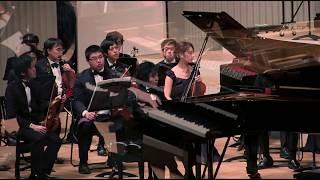 ピアノ協奏曲第3番(S.ラフマニノフ) アンサンブル・フリー第24回演奏会