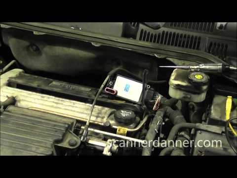 2004 Saturn Ion 2.2 misfire, no spark from one coil, bad ignition module