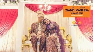 Ziadz | Vanessa - Wedding Highlights