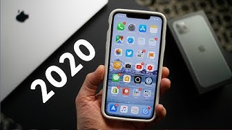 Meine TOP iPhone Apps 2020!