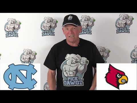 Louisville vs North Carolina 2/22/20 Free College Basketball Pick and Prediction CBB Betting Tips
