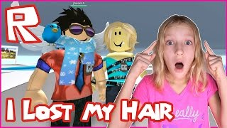 I Lost My Hair In Tornado / Roblox Natural Disaster Survival