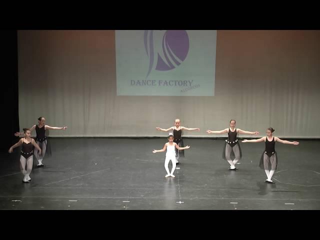 V Festival Fin de curso Dance Factory Alcorcón 2016