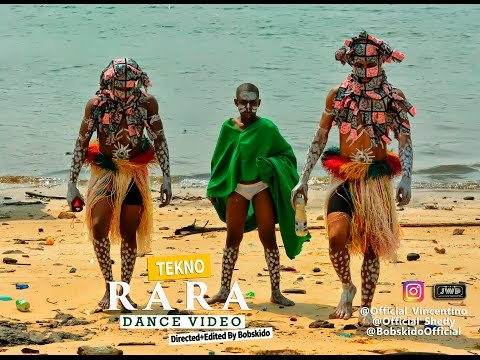TEKNO RARA DANCE BY VINCENTINO & SHEDY#Directed & Edited by Bobskido#