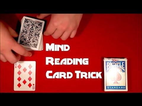 Mind Reading Card Trick REVEALED!