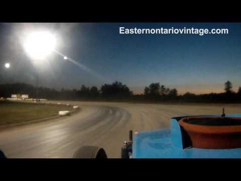 Mohawk International Raceway Vintage Modified On Board