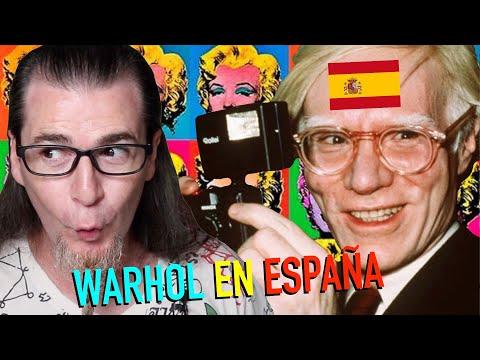 ¿QUÉ PASÓ CUANDO WARHOL VISITÓ ESPAÑA? MADRID, LA MOVIDA Y LA IGNORANCIA