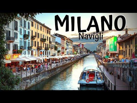 Milano Navigli (Italy Travel Guide)