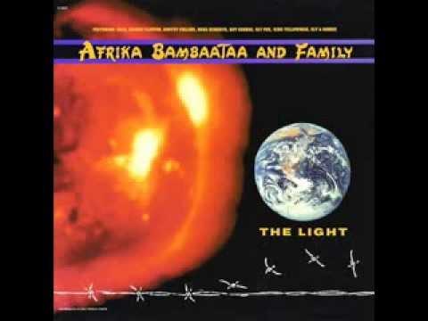 Afrika Bambaataa - Reckless - 1988