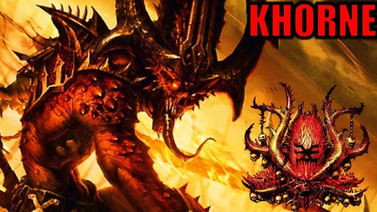 Korn Warhammer