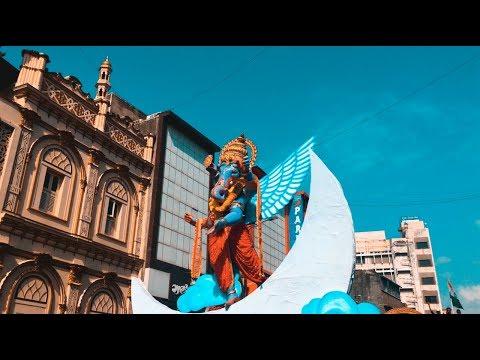ganpati-festival- -world's-largest-ganesha- -2017- -gopro-hero-5-black