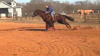 Barrel Racing - {Practice 2/6/11}
