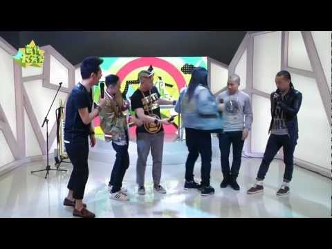 [HD] 20130121 Far East Movement Yin Yue Tai 音悦大来宾