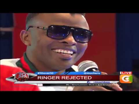 Ringtone: I couldn't sleep when Zari broke up with Diamond, I dreamt with her #10Over10