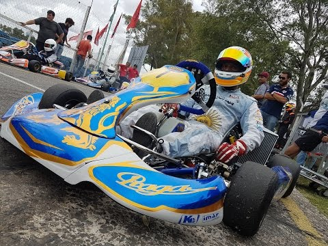 #Karting - Copa Rotax Buenos Aires (05-03-2017)