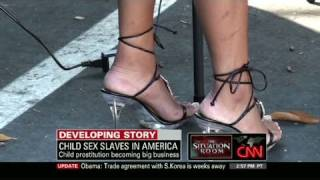 CNN: Child sex slaves in America