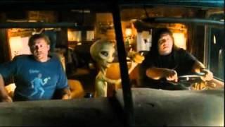 Paul - Ein Alien auf der Flucht - Kino Trailer deutsch