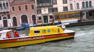 [1. Zusammenschnitt] Feuerwehr/Rettungsdienst Venedig