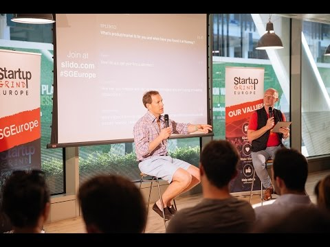 Extremely Successful Founders: Nick Hungerford, Founder of Nutmeg at Startup Grind