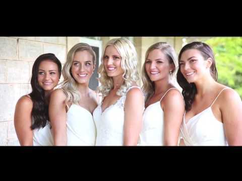 A Picture Perfect Bridal Party - Jessica & Robert's Wedding Highlights Film